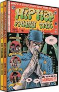 Hip Hop Family Tree, Vol.1-2 + additional Comic Book, English edition. Vol.1+2
