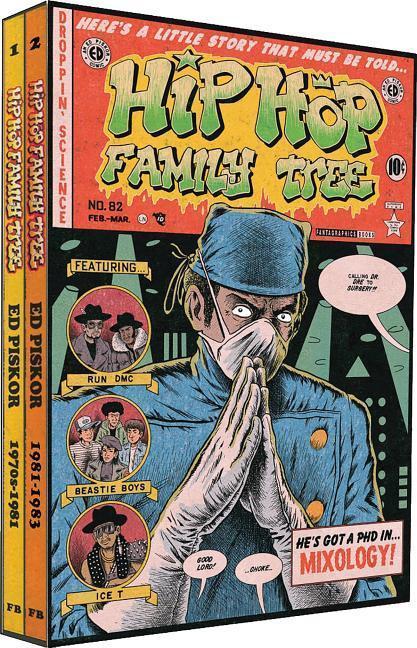 Hip Hop Family Tree 1975-1983 Gift Box Set als Buch
