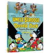 """Walt Disney Uncle Scrooge and Donald Duck: """"return to Plain Awful"""" (the Don Rosa Library Vol. 2)"""