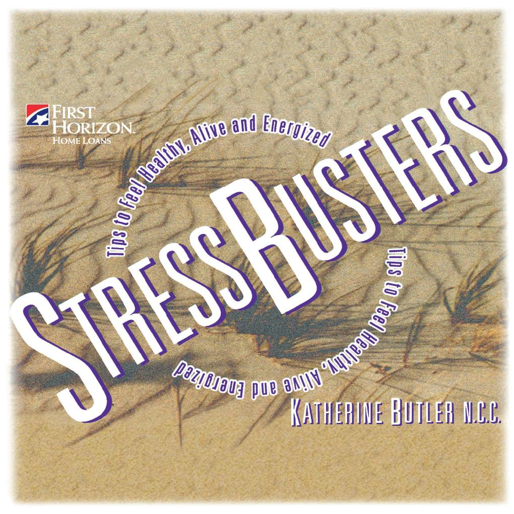 Stressbusters: Tips to Feel Healthy, Alive and Energized als Taschenbuch