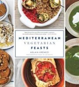 Mediterranean Vegetarian Feasts als Buch (gebunden)