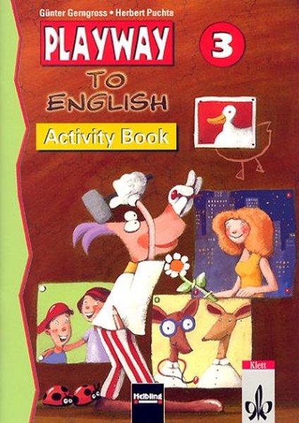 Playway to English. 3.Schuljahr. Lehrwerk Activ...