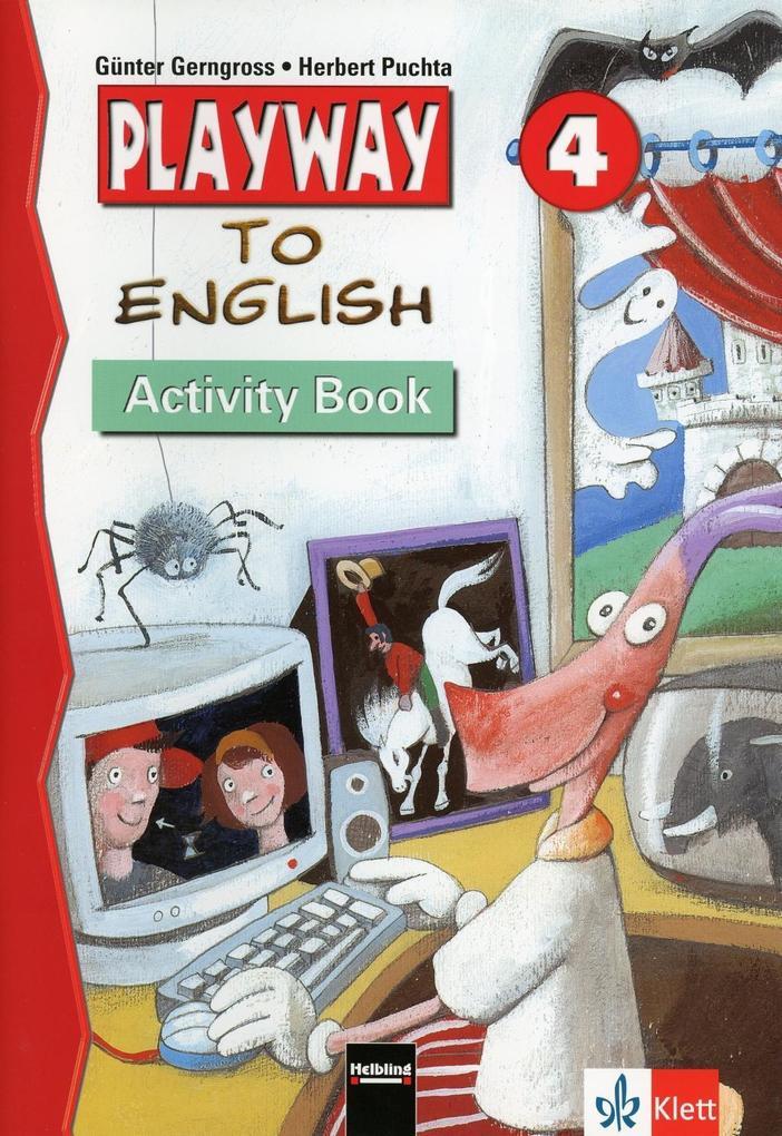 Playway to English. 4.Schuljahr. Lehrwerk Activ...