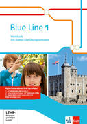 Blue Line 1. Workbook mit Audio-CD und Lernsoftware. Ausgabe 2014