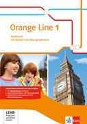 Orange Line 1. Workbook mit Audio-CD und Übungssoftware. Ausgabe 2014