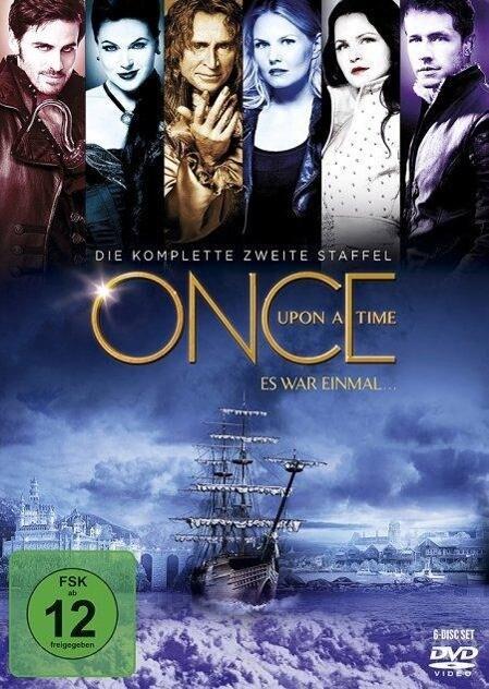 Once Upon a Time - Es war einmal als DVD