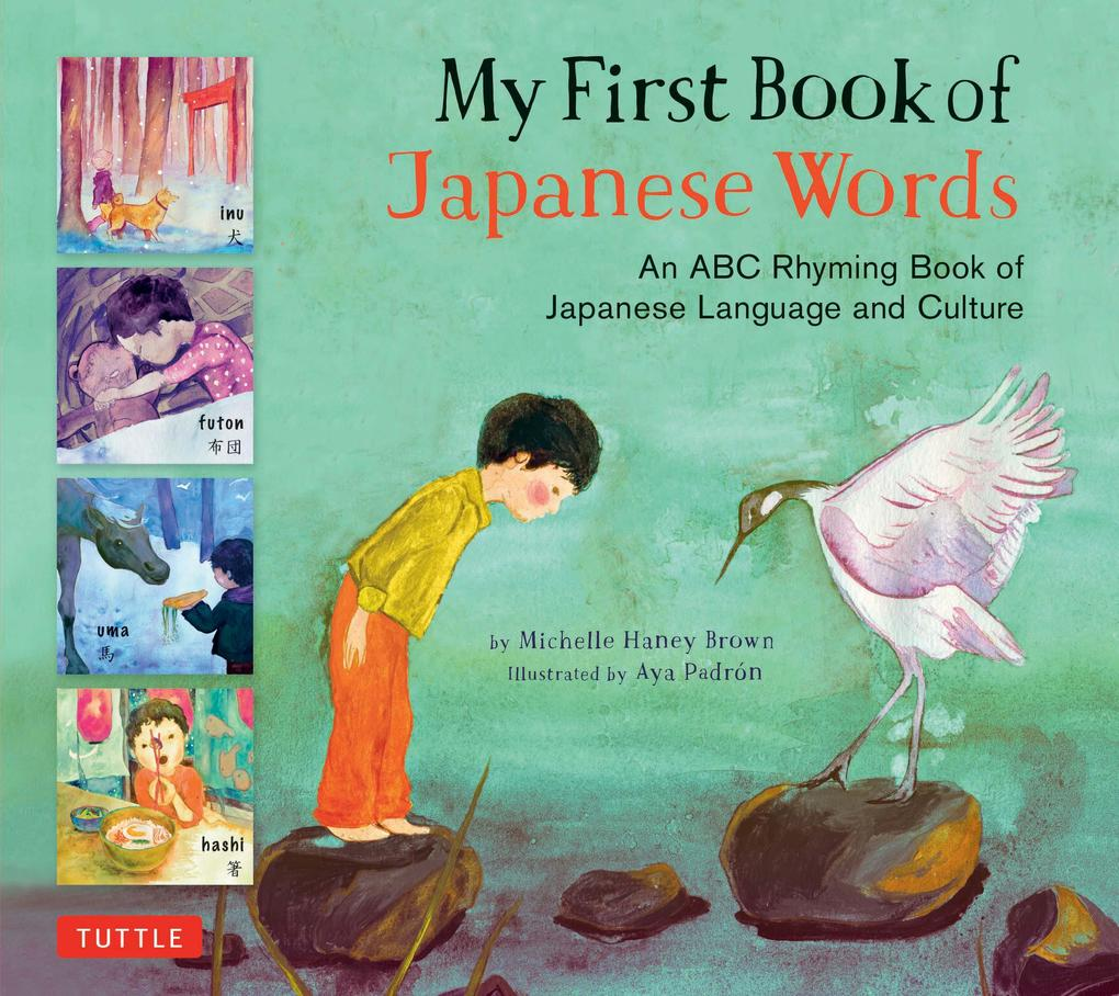 My First Book of Japanese Words als eBook Downl...