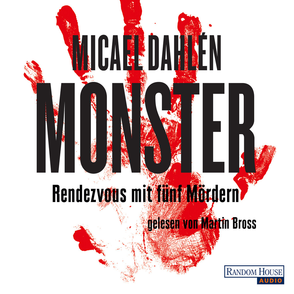 Monster als Hörbuch Download von Micael Dahlén