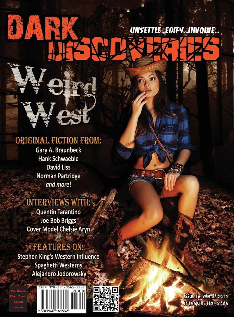 Dark Discoveries - Issue #26 als Buch (gebunden)