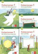 Frohes Lernen Fibel. Paket 5 Lesehefte 1. Schuljahr