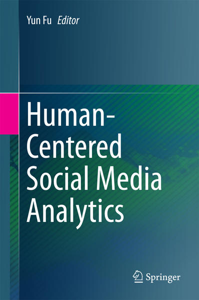 Human-Centered Social Media Analytics als Buch von