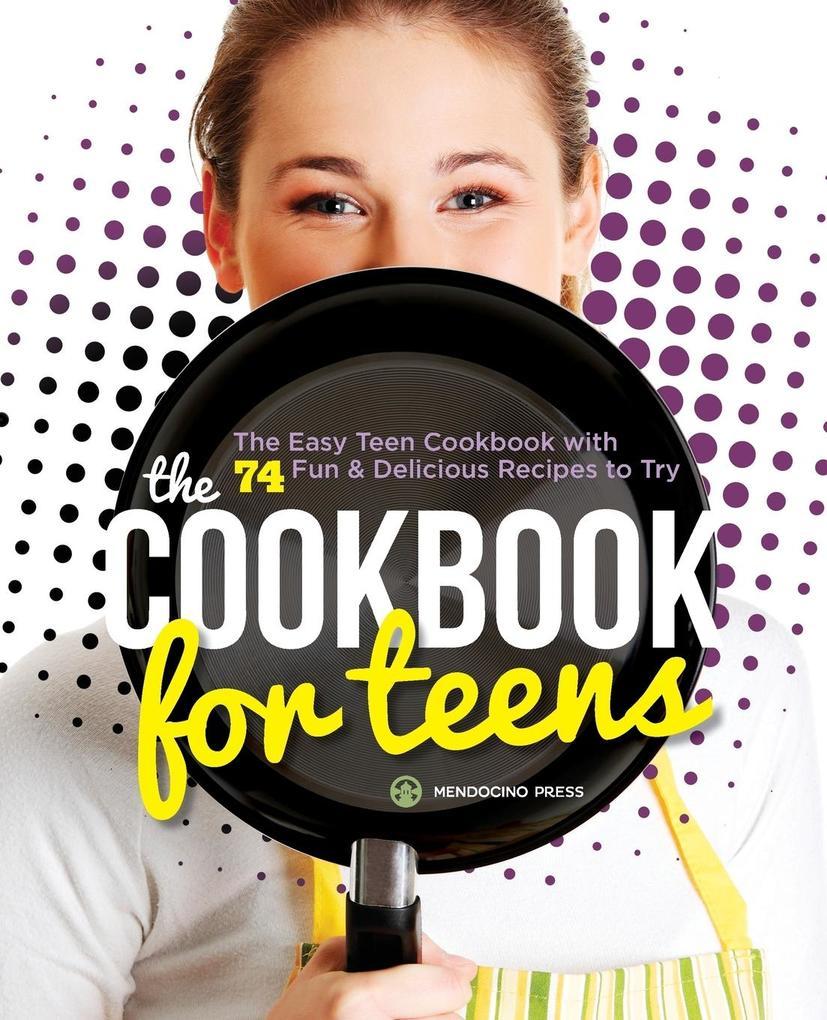 Cookbook for Teens als Buch (gebunden)