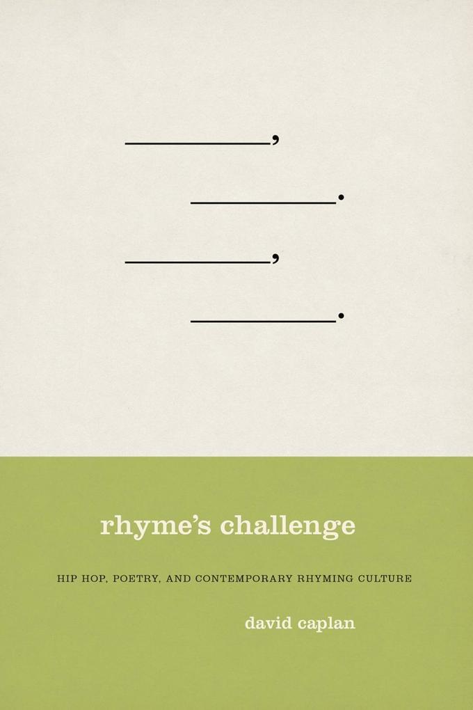 Rhyme's Challenge als eBook epub