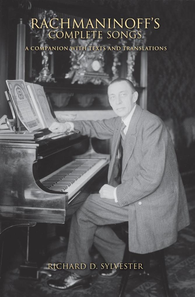 Rachmaninoff's Complete Songs als eBook epub