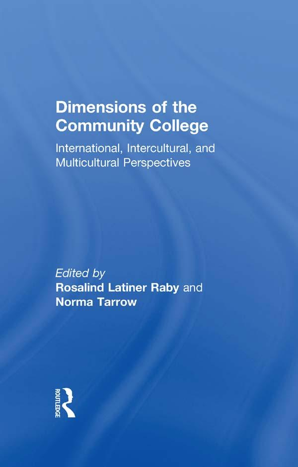 Dimensions of the Community College als eBook D...