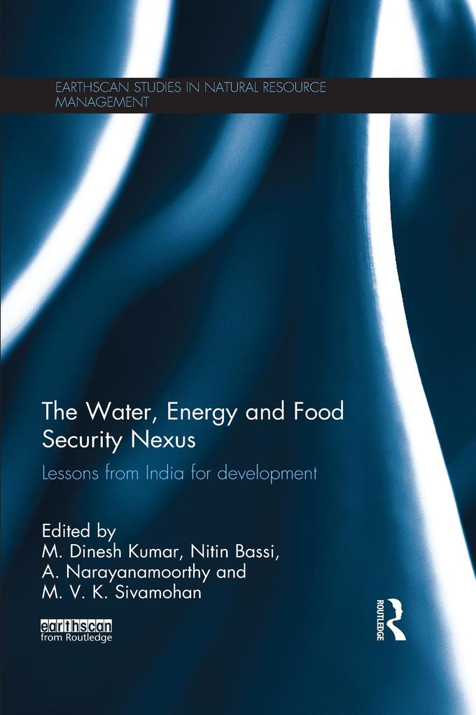 The Water, Energy and Food Security Nexus als eBook pdf
