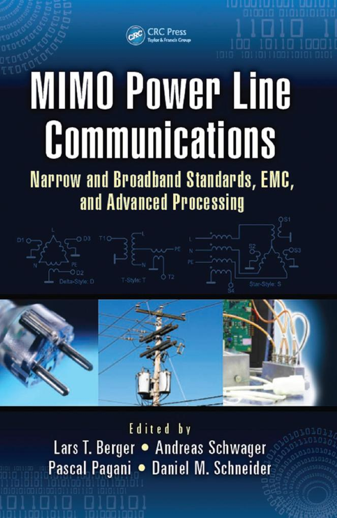 MIMO Power Line Communications als eBook pdf