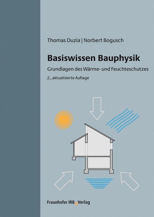 Basiswissen Bauphysik als Buch