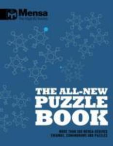 Mensa: The All-New Puzzle Book als Taschenbuch