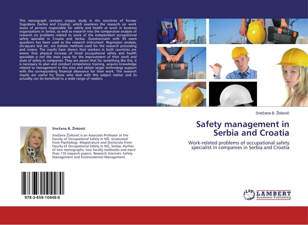 Safety management in Serbia and Croatia als Buc...