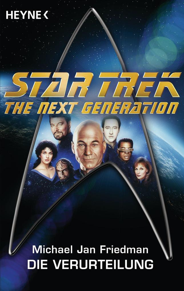 Star Trek - The Next Generation: Die Verurteilung als eBook epub