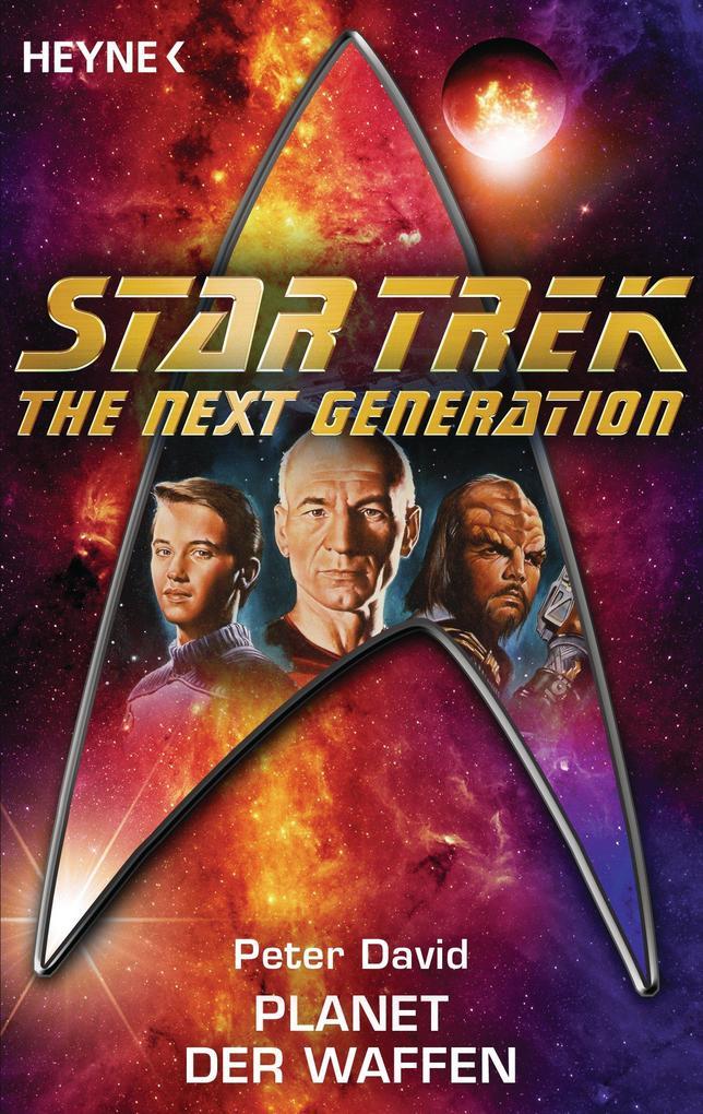 Star Trek - The Next Generation: Planet der Waf...