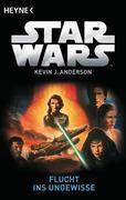 Star Wars': Flucht ins Ungewisse