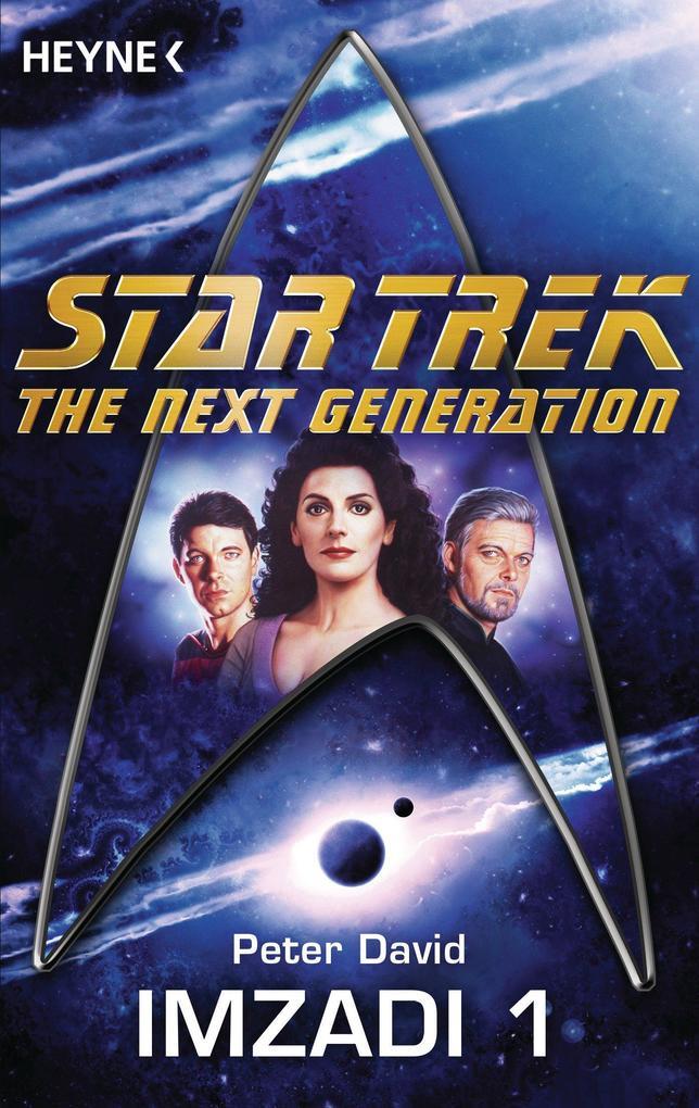Star Trek - The Next Generation: Imzadi als eBo...