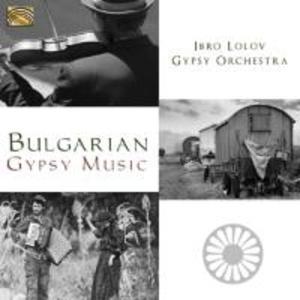Bulgarian Gypsy Music als CD