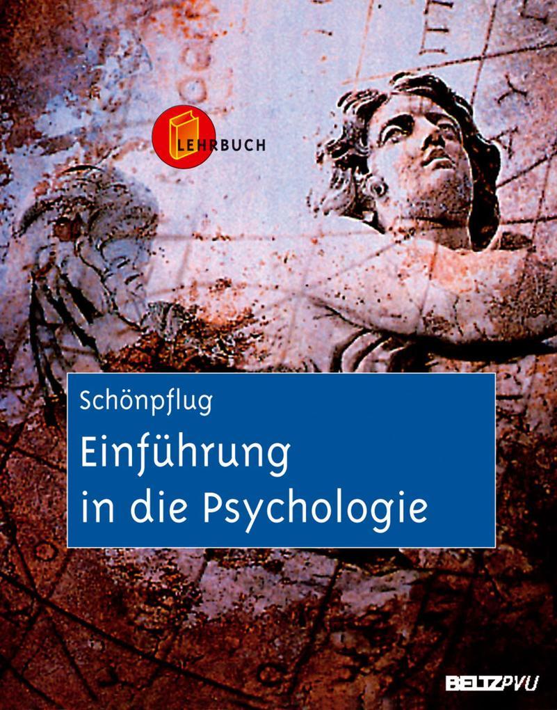 Einführung in die Psychologie als eBook Downloa...