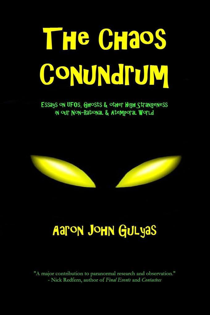 Chaos Conundrum als eBook Download von Aaron Jo...