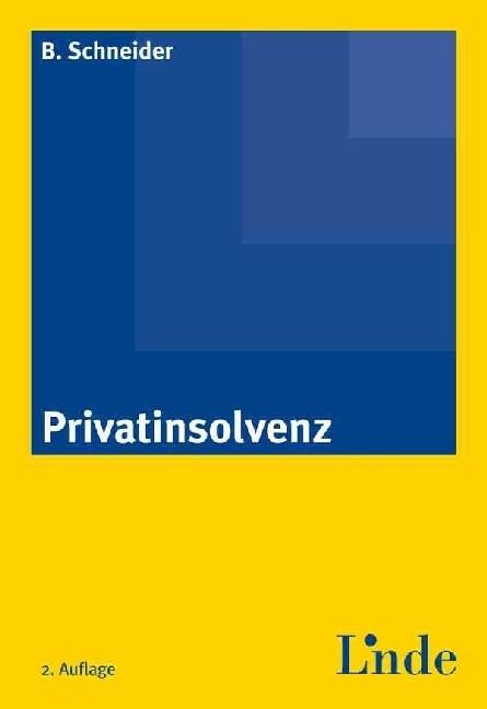 Privatinsolvenz als Buch von Birgit Schneider