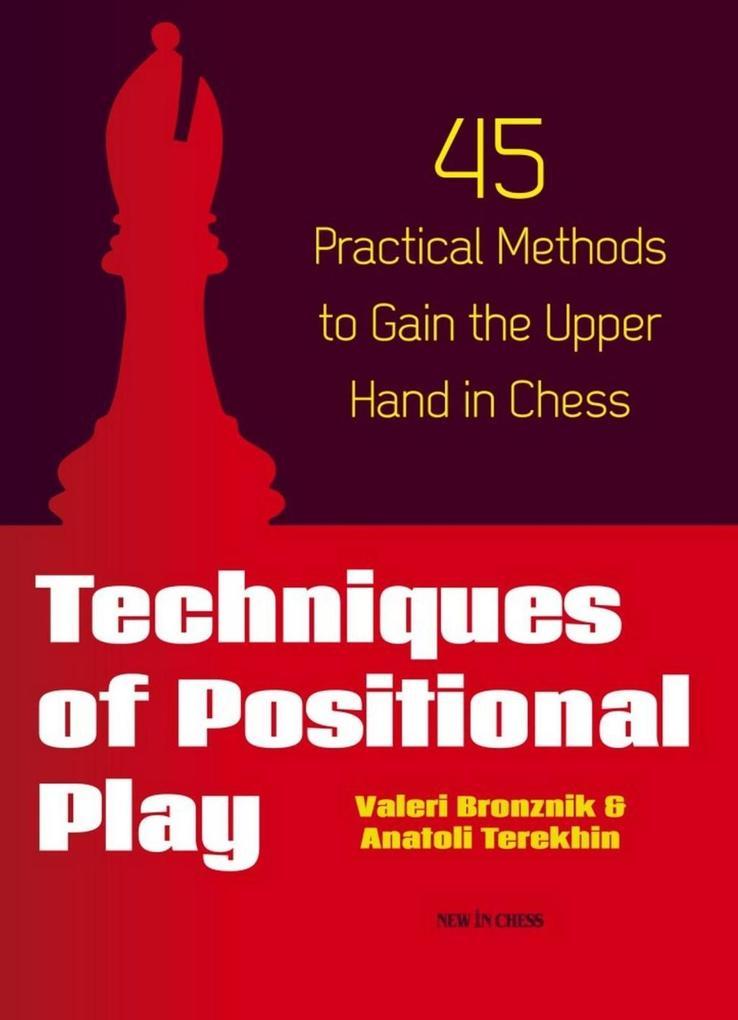 Techniques of Positional Play als eBook Downloa...