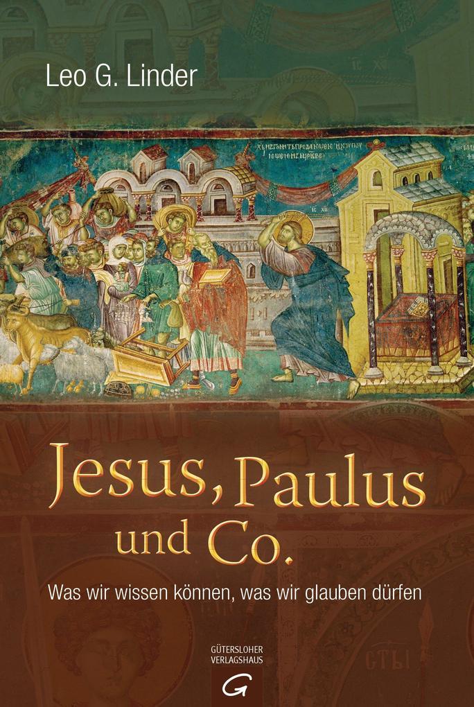 Jesus, Paulus und Co. als eBook Download von Le...