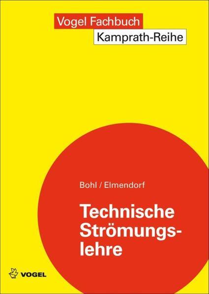 Technische Strömungslehre als Buch