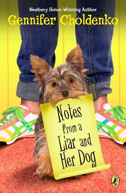 Notes from a Liar and Her Dog als Taschenbuch