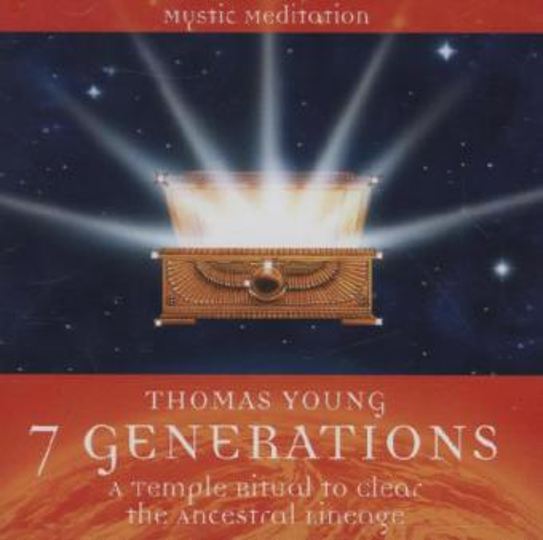 7 Generations , Audio CD - english version