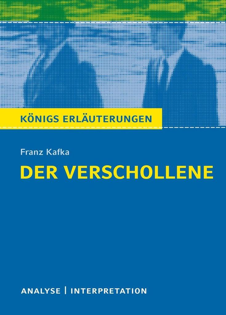 Der Verschollene (Amerika) von Franz Kafka. als Taschenbuch