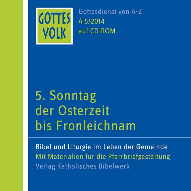 Gottes Volk LJ A5/2014 CD-ROM