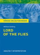 Lord of the Flies (Herr der Fliegen) von William Golding.
