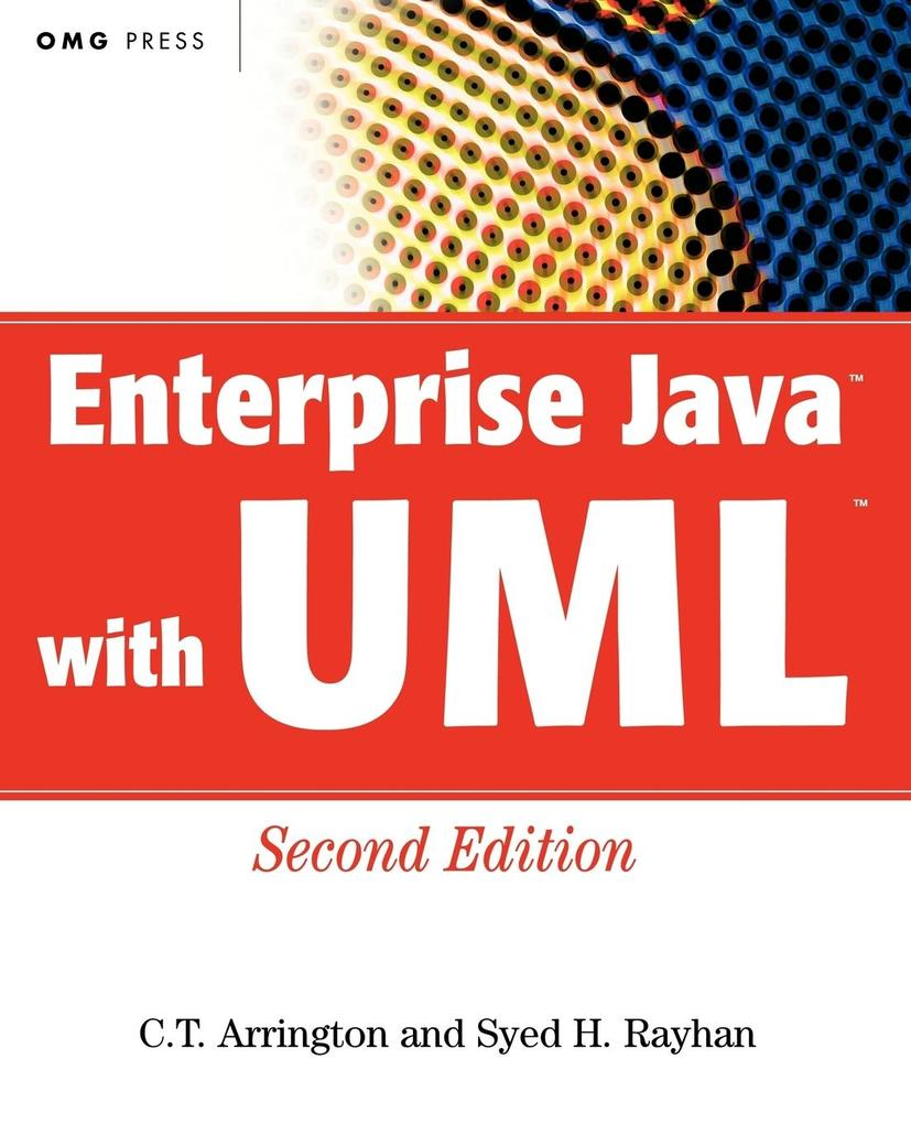 Enterprise Java with UML 2e w/ als Buch (kartoniert)