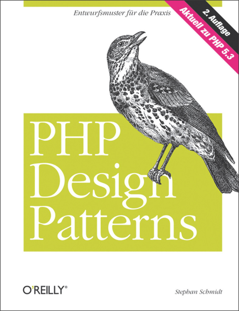 PHP Design Patterns als eBook Download von Step...