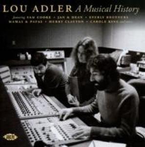 Lou Adler-A Musical History