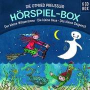 Die O.Preuáler-Hörspielbox: Wasserm/Hexe/Gespenst