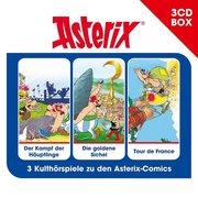 Asterix Hörspielbox Vol. 2