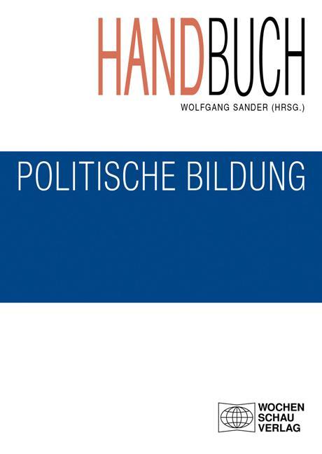 Handbuch politische Bildung als Buch von