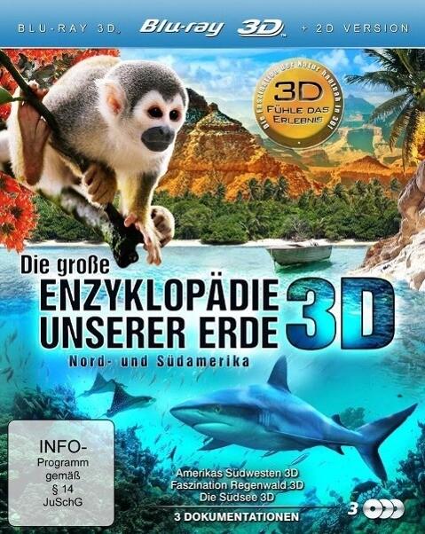 Die große Enzyklopädie unserer Erde 3D - Nord- ...