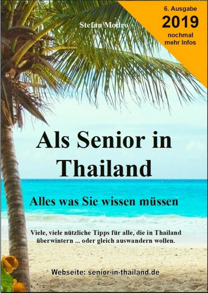 Als Senior in Thailand als eBook
