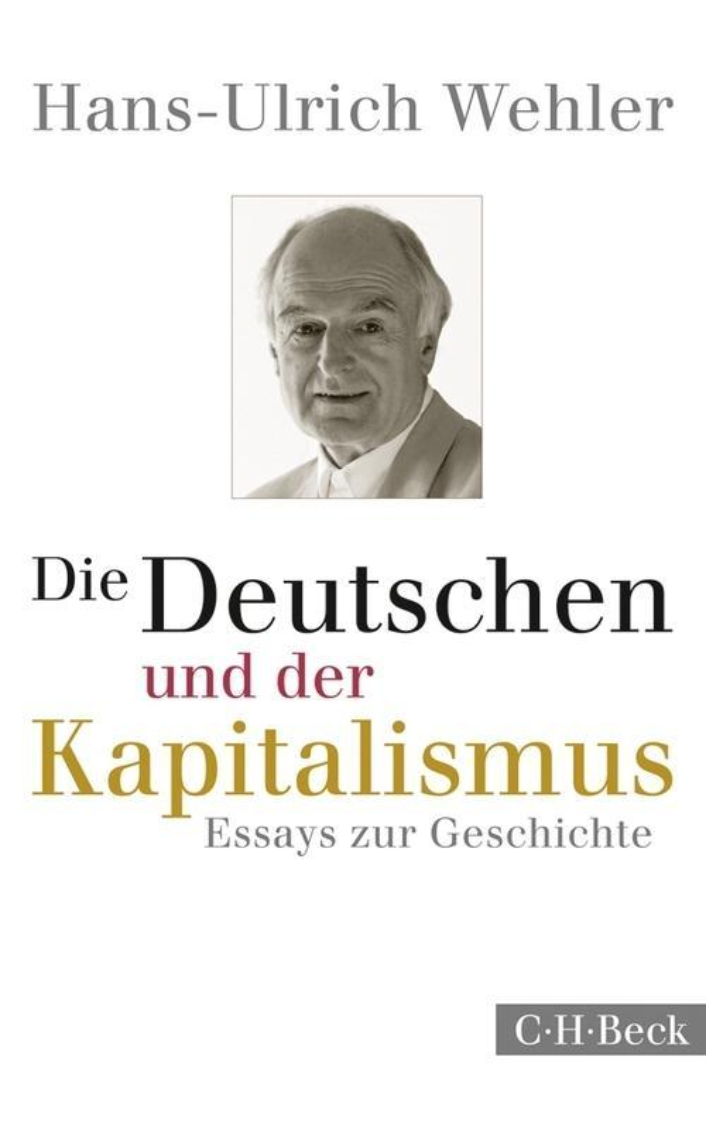 Die Deutschen und der Kapitalismus als eBook