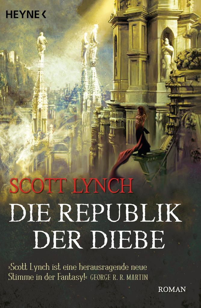Die Republik der Diebe als eBook